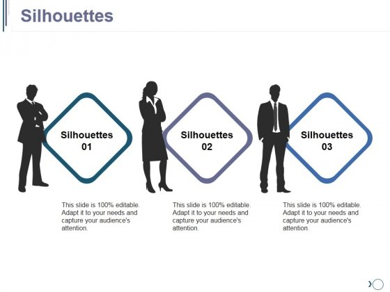 Silhouettes Ppt PowerPoint Presentation Pictures Summary