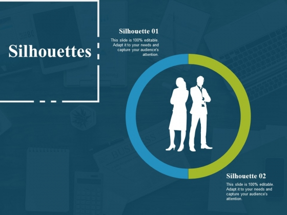 Silhouettes Ppt PowerPoint Presentation Portfolio Graphic Images
