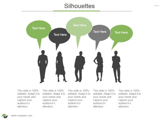 Silhouettes Ppt PowerPoint Presentation Professional Backgrounds