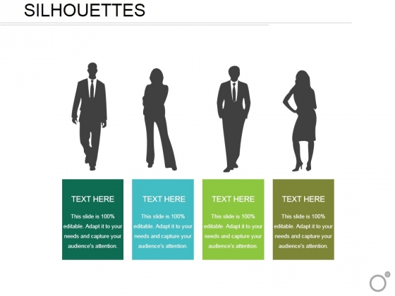 Silhouettes Ppt PowerPoint Presentation Professional Graphic Images