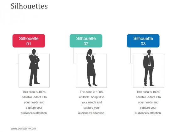 Silhouettes Ppt Powerpoint Presentation Professional Show