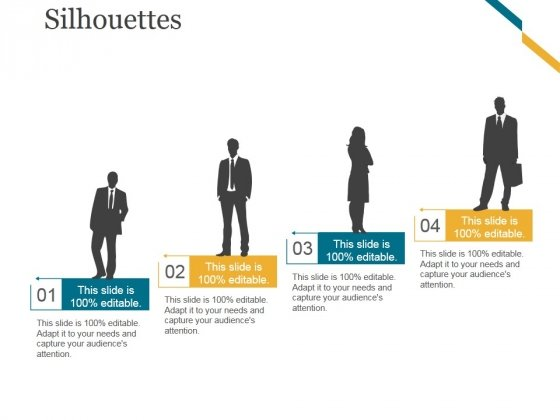 Silhouettes Ppt PowerPoint Presentation Professional