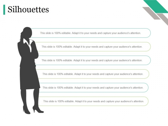 Silhouettes Ppt PowerPoint Presentation Professional Structure