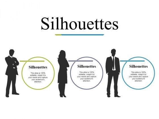 Silhouettes Ppt PowerPoint Presentation Show Example Introduction