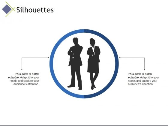Silhouettes Ppt PowerPoint Presentation Show Example