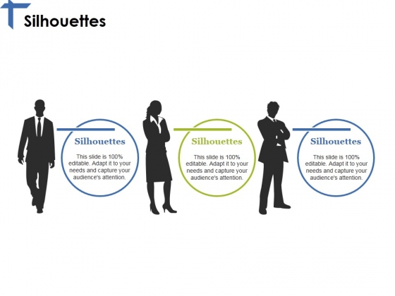 Silhouettes Ppt PowerPoint Presentation Show Professional