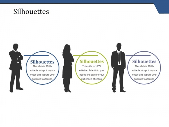 Silhouettes Ppt PowerPoint Presentation Show Templates