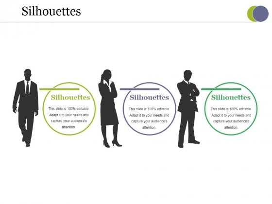 Silhouettes Ppt PowerPoint Presentation Show Tips
