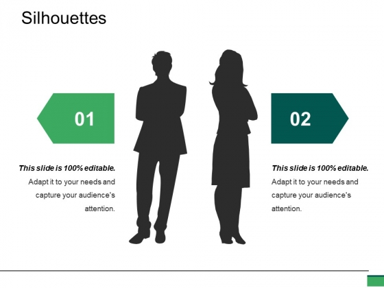 Silhouettes Ppt PowerPoint Presentation Slides Icons