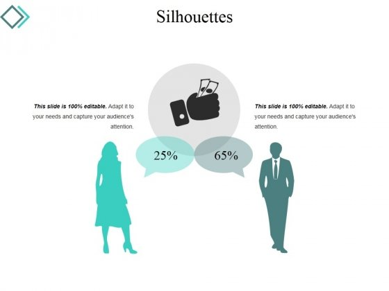 Silhouettes Ppt PowerPoint Presentation Styles Display