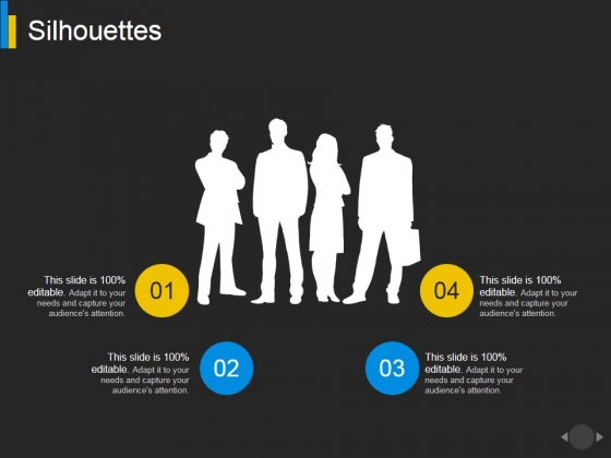 Silhouettes Ppt PowerPoint Presentation Styles Inspiration