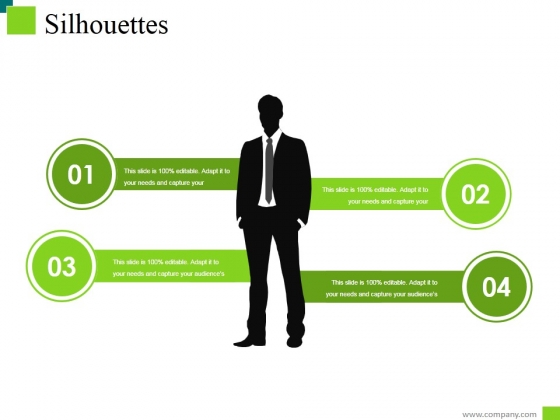 Silhouettes Ppt PowerPoint Presentation Styles Vector
