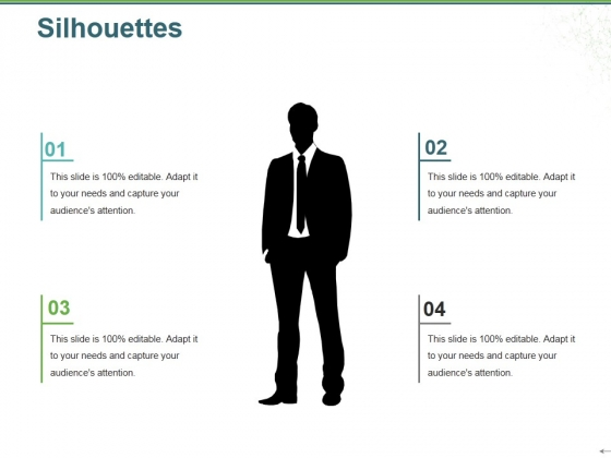 Silhouettes Ppt PowerPoint Presentation Summary Graphic Images