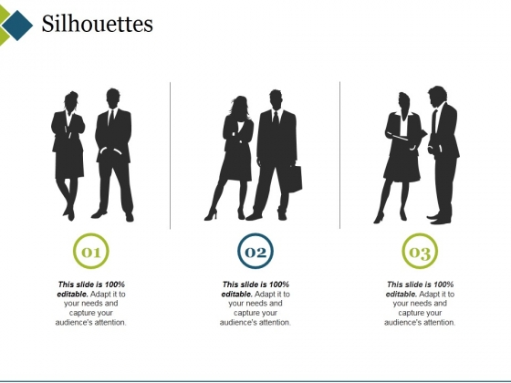 Silhouettes Ppt PowerPoint Presentation Summary Graphics Download