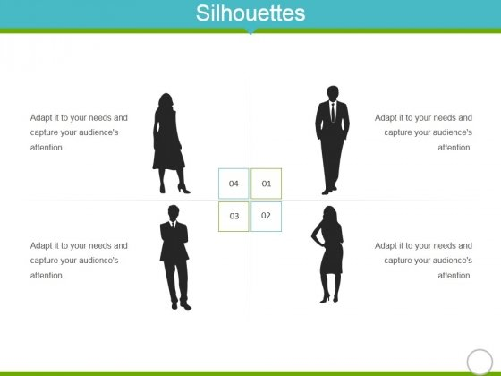 Silhouettes Ppt PowerPoint Presentation Summary Show