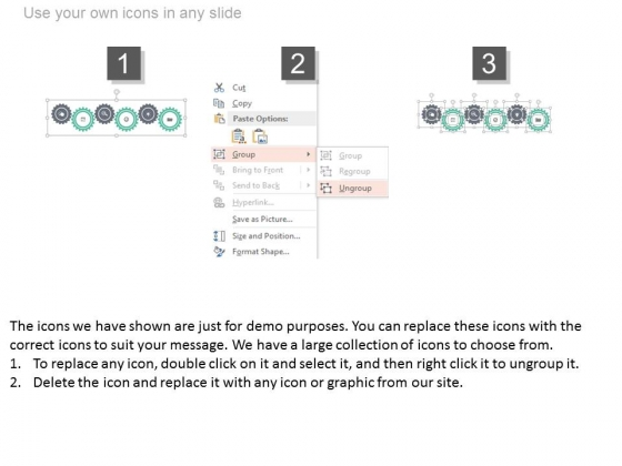 Six_Gears_With_Icons_For_Process_Flow_Powerpoint_Template_3