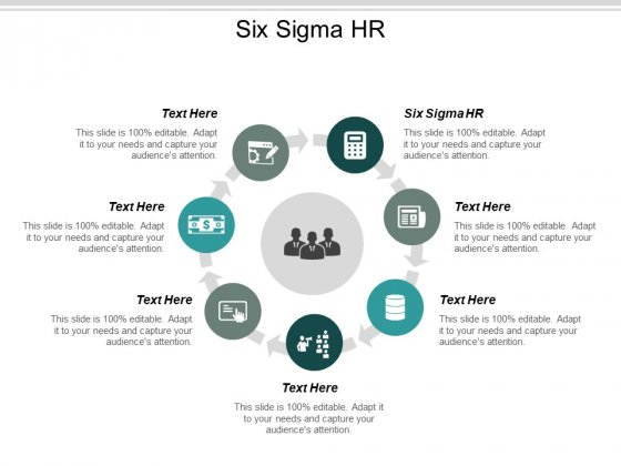 Six Sigma Hr Ppt PowerPoint Presentation Pictures Information Cpb