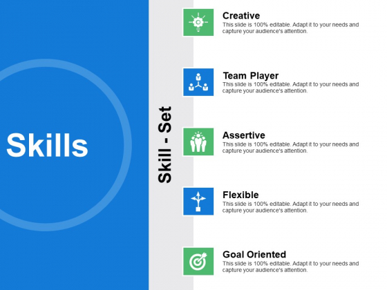 Skills Business Marketing Ppt PowerPoint Presentation Outline Infographic Template