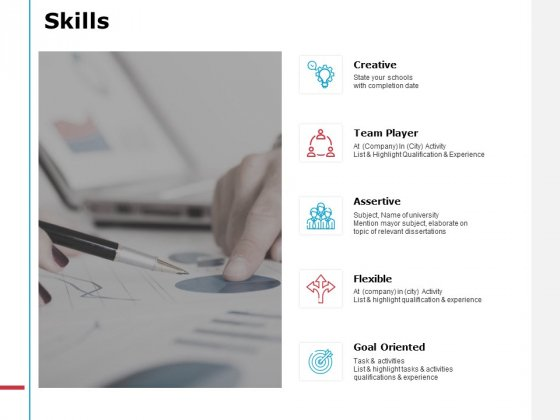 Skills Flexible Ppt PowerPoint Presentation Outline Background