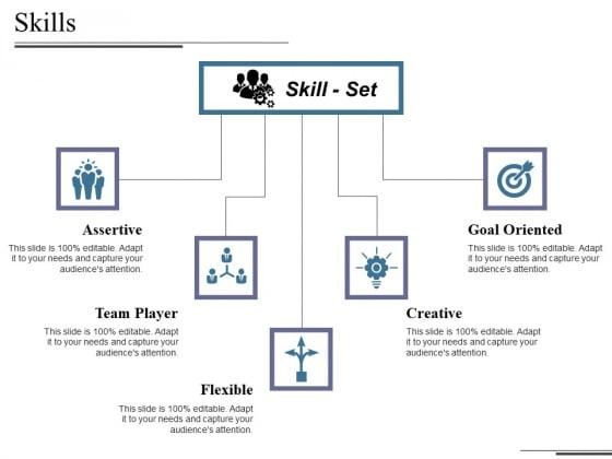 Skills Ppt PowerPoint Presentation File Background