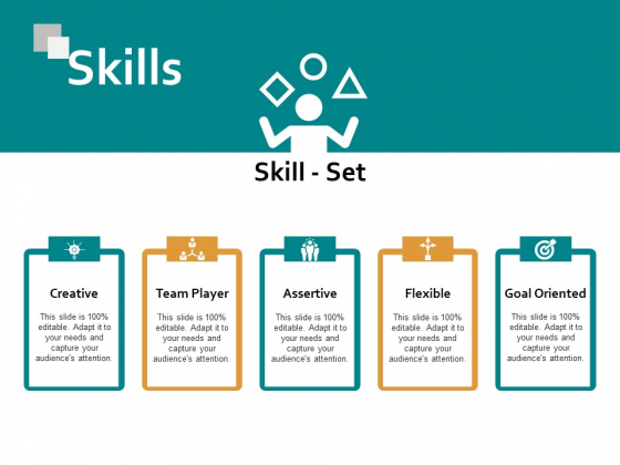 Skills Ppt PowerPoint Presentation Infographics Format Ideas
