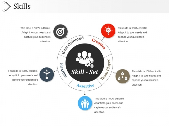 Skills Ppt PowerPoint Presentation Layouts Show