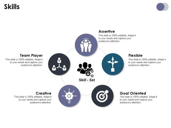 Skills Ppt PowerPoint Presentation Professional Format Ideas