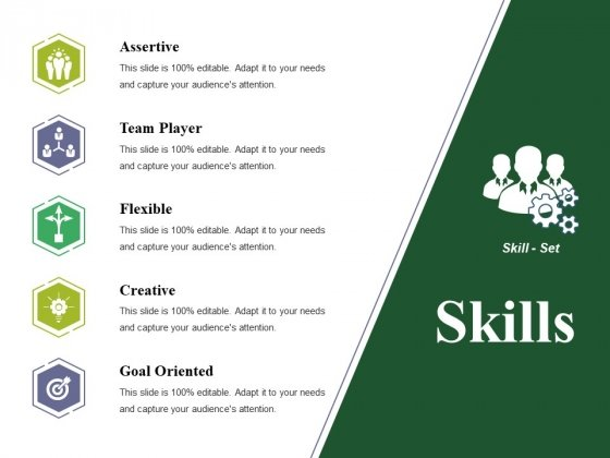 Skills Ppt PowerPoint Presentation Slides Clipart