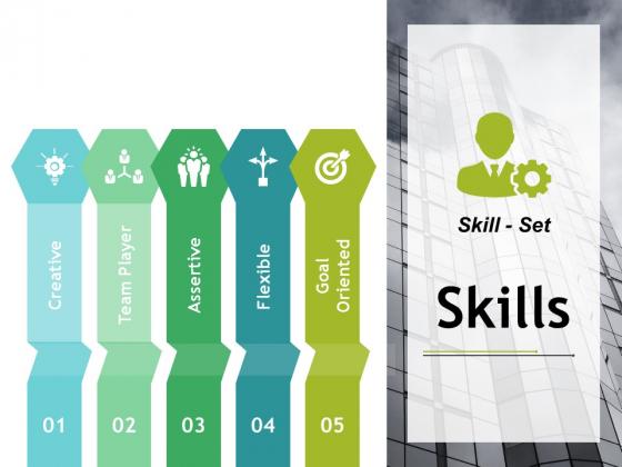 Skills Ppt PowerPoint Presentation Tips