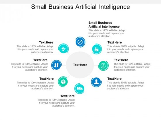 Small Business Artificial Intelligence Ppt PowerPoint Presentation Portfolio Slides Cpb