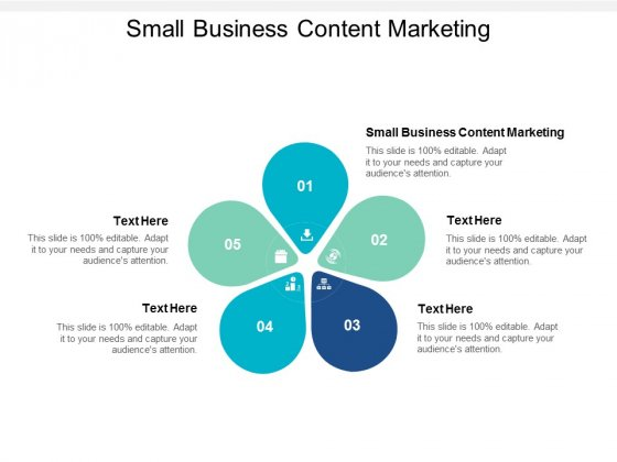 Small Business Content Marketing Ppt PowerPoint Presentation Summary Graphics Cpb