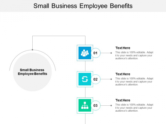 Small Business Employee Benefits Ppt PowerPoint Presentation Layouts Icons Cpb