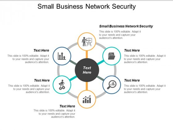 Small Business Network Security Ppt PowerPoint Presentation Ideas Summary Cpb