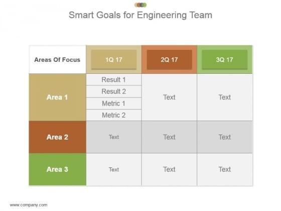 Smart_Goals_For_Engineering_Team_Powerpoint_Presentation_1