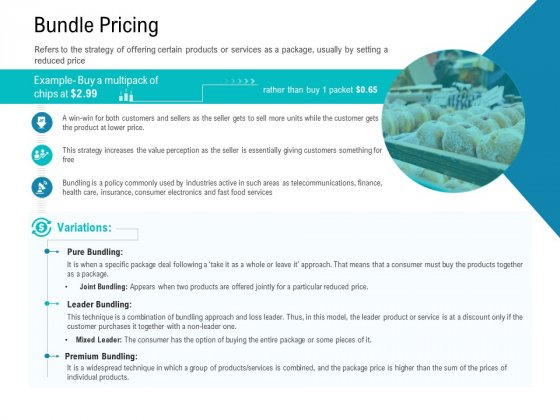 Smart Software Pricing Strategies Bundle Pricing Ppt Infographics Layouts PDF