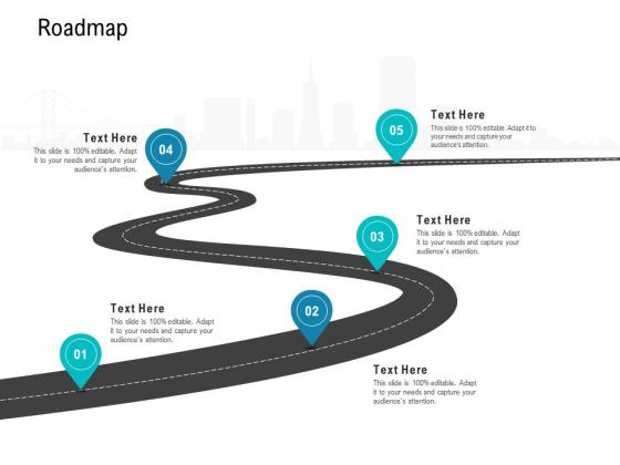 Smart Software Pricing Strategies Roadmap Ppt Infographics Slides PDF