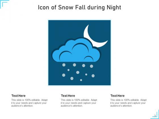 Snowflakes_Icon_Cloud_Circle_Ppt_PowerPoint_Presentation_Complete_Deck_Slide_3