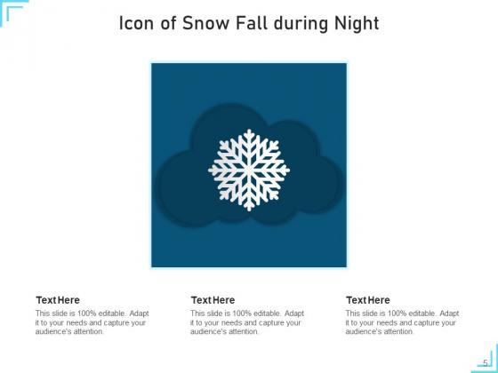 Snowflakes_Icon_Cloud_Circle_Ppt_PowerPoint_Presentation_Complete_Deck_Slide_5