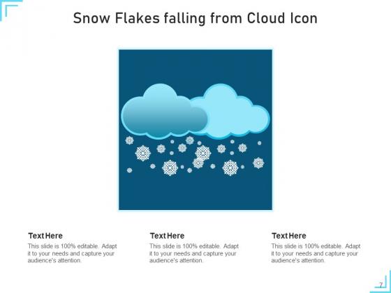 Snowflakes_Icon_Cloud_Circle_Ppt_PowerPoint_Presentation_Complete_Deck_Slide_7