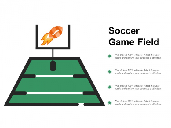 Soccer Game Field Ppt PowerPoint Presentation Inspiration Slideshow