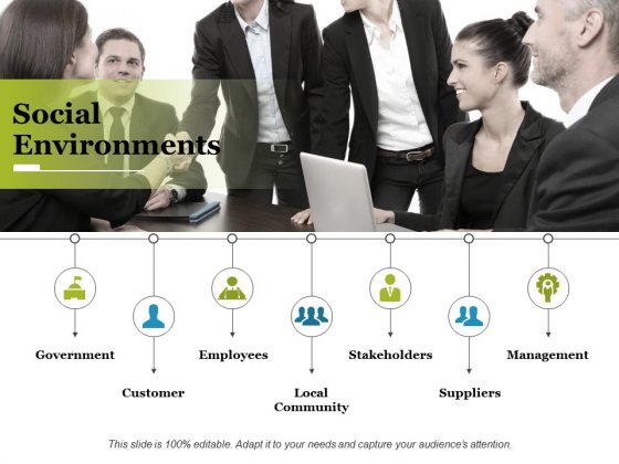 social environments ppt powerpoint presentation layouts graphic images