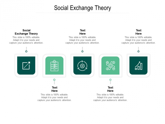 Social Exchange Theory Ppt PowerPoint Presentation Gallery Example Introduction Cpb Pdf