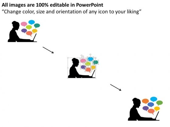 Social_Media_Communication_Techniques_And_Strategy_Powerpoint_Template_2