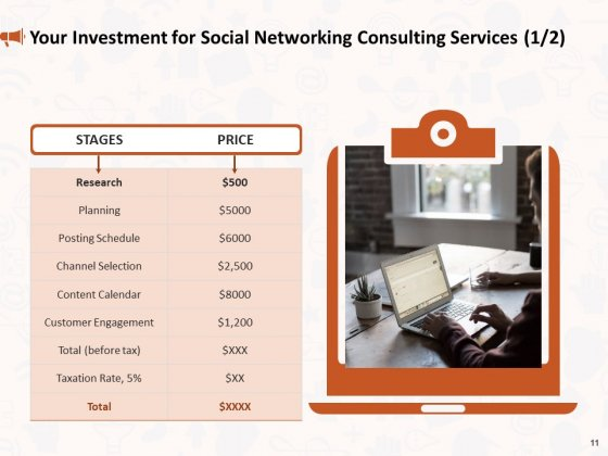 Social_Media_Consultancy_Proposal_Ppt_PowerPoint_Presentation_Complete_Deck_With_Slides_Slide_11