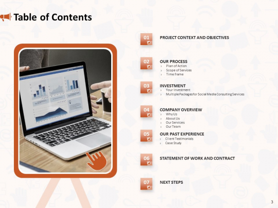 Social_Media_Consultancy_Proposal_Ppt_PowerPoint_Presentation_Complete_Deck_With_Slides_Slide_3