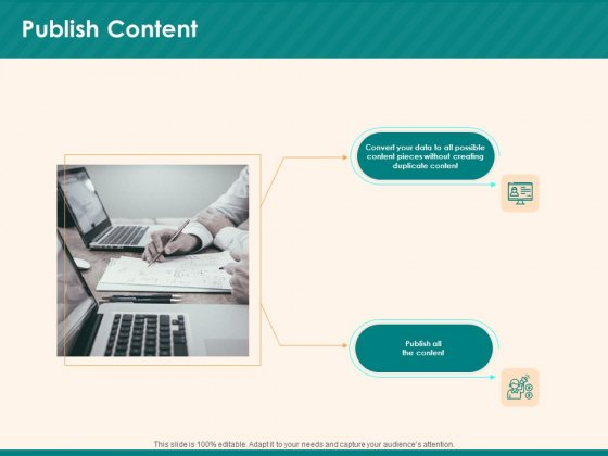 Social Media Marketing Budget Publish Content Ppt Icon Introduction PDF