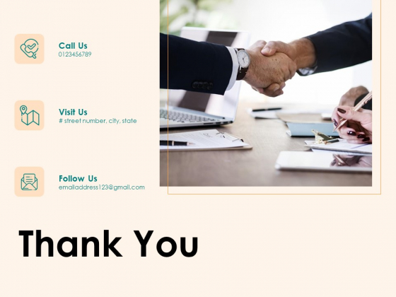 Social Media Marketing Budget Thank You Ppt Layouts Themes PDF