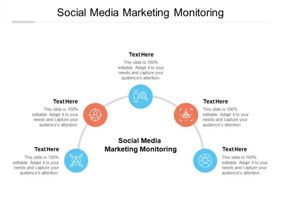 Social Media Marketing Monitoring Ppt PowerPoint Presentation Styles Styles Cpb