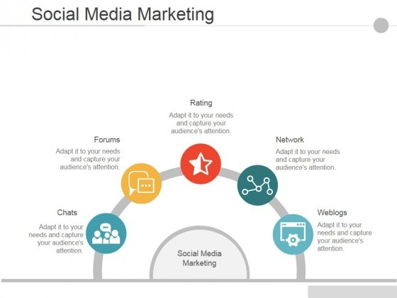 Social Media Marketing Ppt PowerPoint Presentation Styles Graphics Example