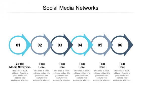 Social Media Networks Ppt PowerPoint Presentation Inspiration Grid Cpb Pdf